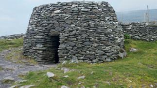 Caher Conor Clochán (Beehive Hut), Dingle Peninsula, County Kerry