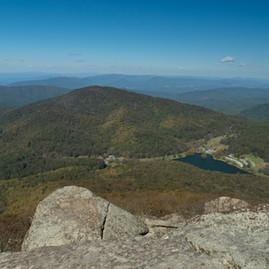 Sharp Top Mountain - Virginia, U.S.A