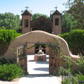 El Santuario de Chimayo - New Mexico, U. S. A.