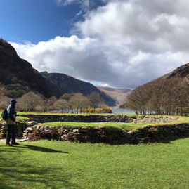 Hiking in Glendalough, Ireland: Wicklow Mountains National Park