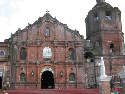 Saint John the Baptist Church, Laguna
