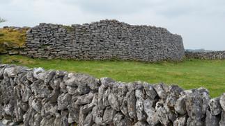 Caherconnel Stone Fort, Burren Region