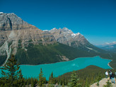 Banff National Park (Bow Lake, Peyto Lake & Lake Minnewanka)