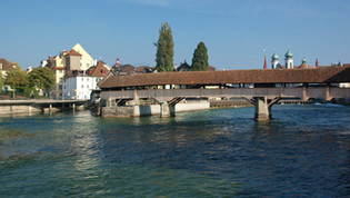 Mill Bridge, Luzern