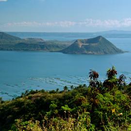 Taal Lake & Volcano – Talisay, Batangas, Philippines