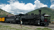 Ouray to Silverton – Colorado, U.S.A.