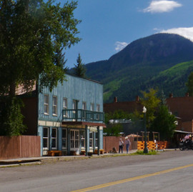 Historic Town of Lake City - Hinsdale County, Colorado