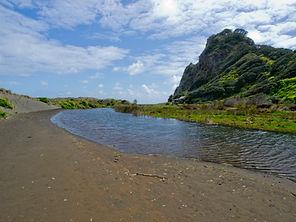 Kare Kare Beach, North Island