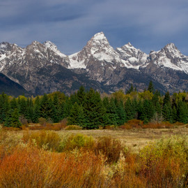 Exploring Grand Teton National Park by Car - Wyoming