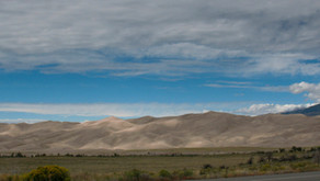 Great Sand Dunes National Park and Preserve - Saguache & Alamosa Counties, Colorado