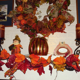 Celebrating Thanksgiving plus Easy Decorating Ideas