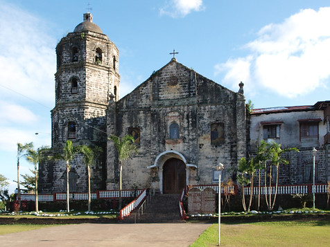 Saint Mary Magdalene Parish Church, Laguna