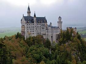Neuschwanstein Castle, Schwangau