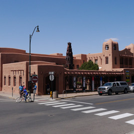 Santa Fe, New Mexico - U. S. A