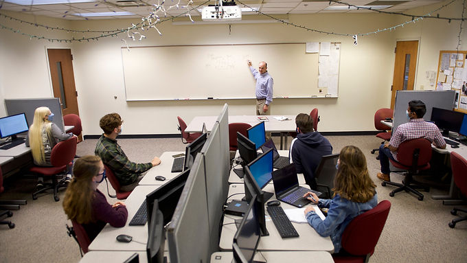 Cedarville developing cyber resources for state of Ohio