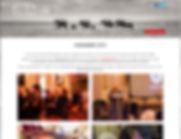 wildlife elephant logo gala donate help website mobile design graphic andrea steuer