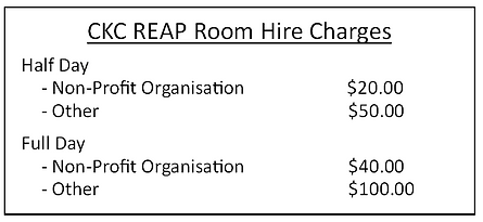 room hire charges.PNG