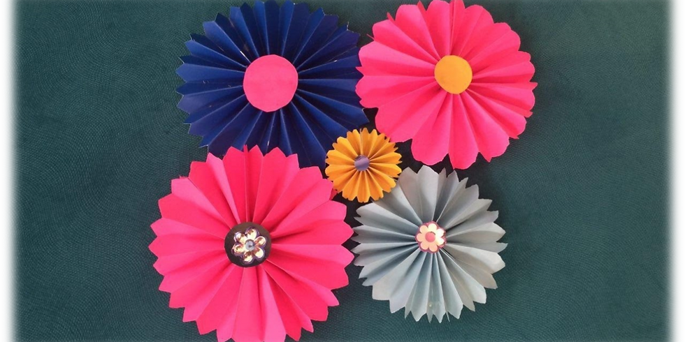 Paper Flowers (FREE)