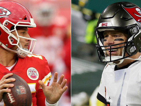 The ABC's | Brady v. Mahomes- Brand Edition | VOL 8.