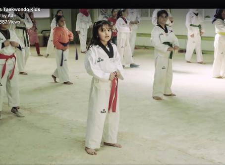 AJ+ Syria's Taekwondo Kids