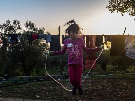 Seeking Refuge: Thessaloniki, Greece, 2016
