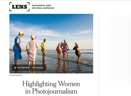 Lensblog: Women Photograph