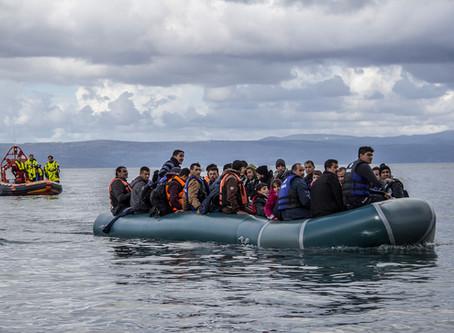 Seeking Refuge: Lesvos, Greece, 2015 - 2016