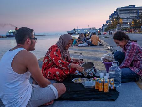 Seeking Refuge: Athens, Greece 2016 - 2017