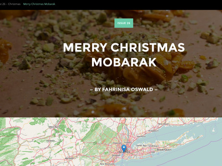 Unmapped Issue 26: Merry Christmas Mobarak