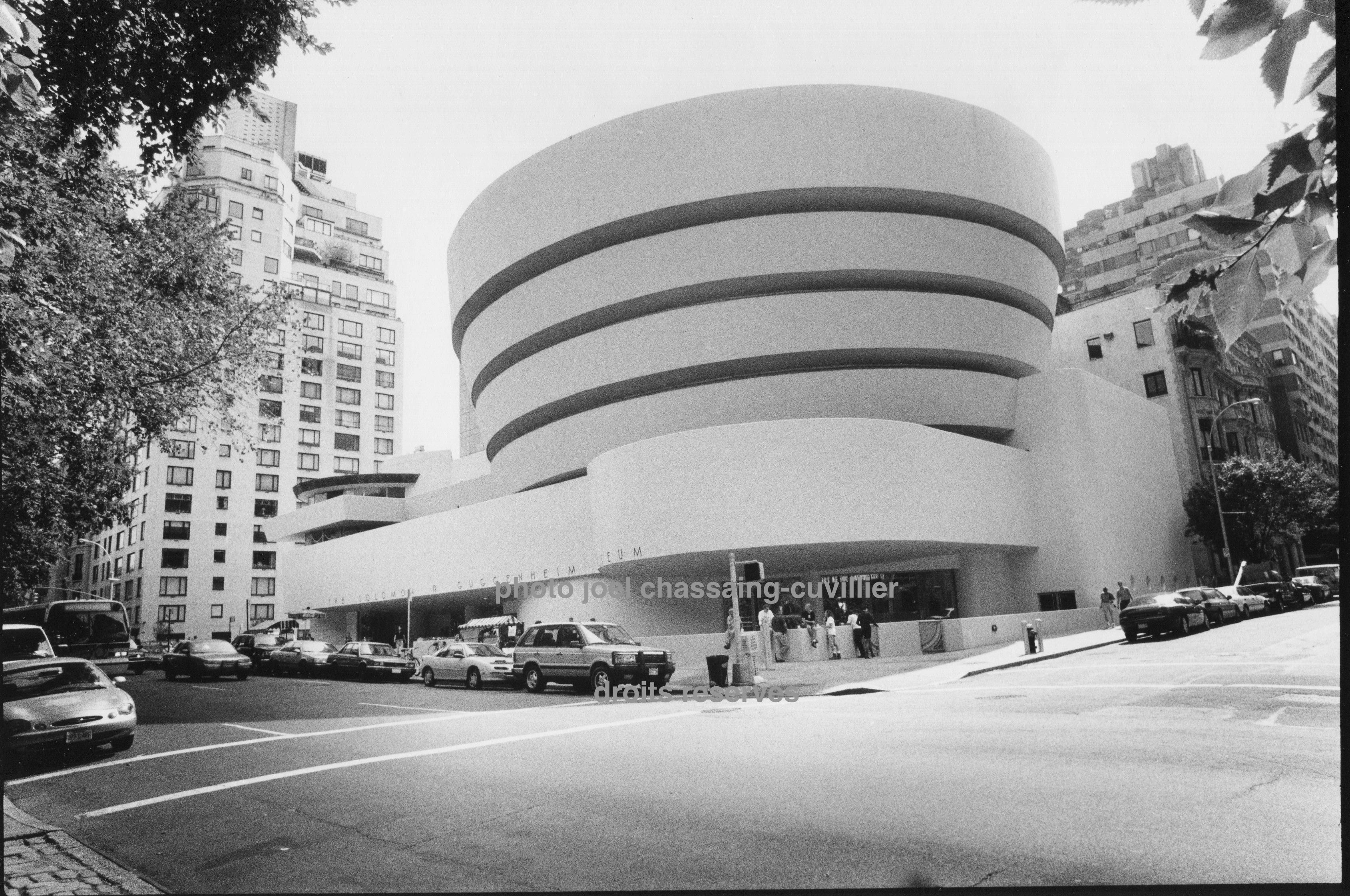 Guggenheim, museum New York