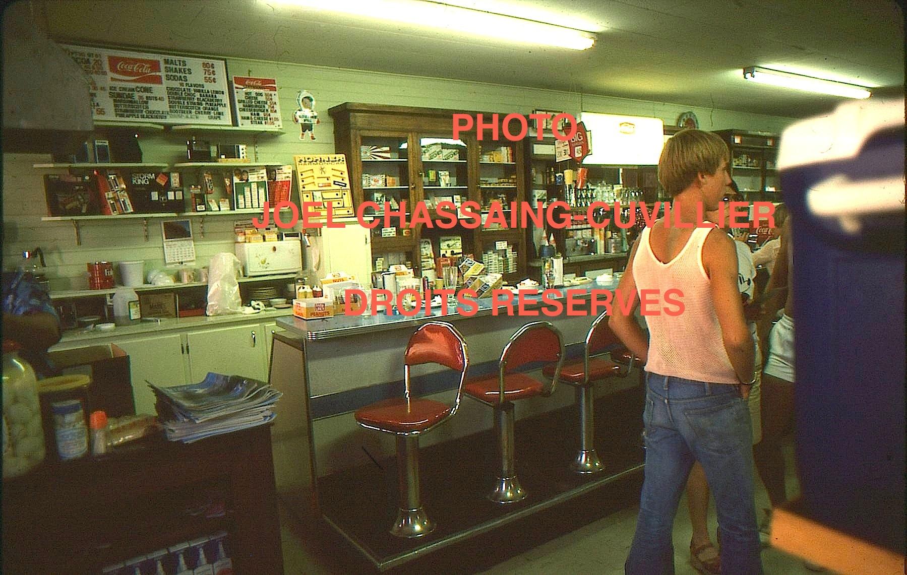 General store Jackson Hole Wyoming