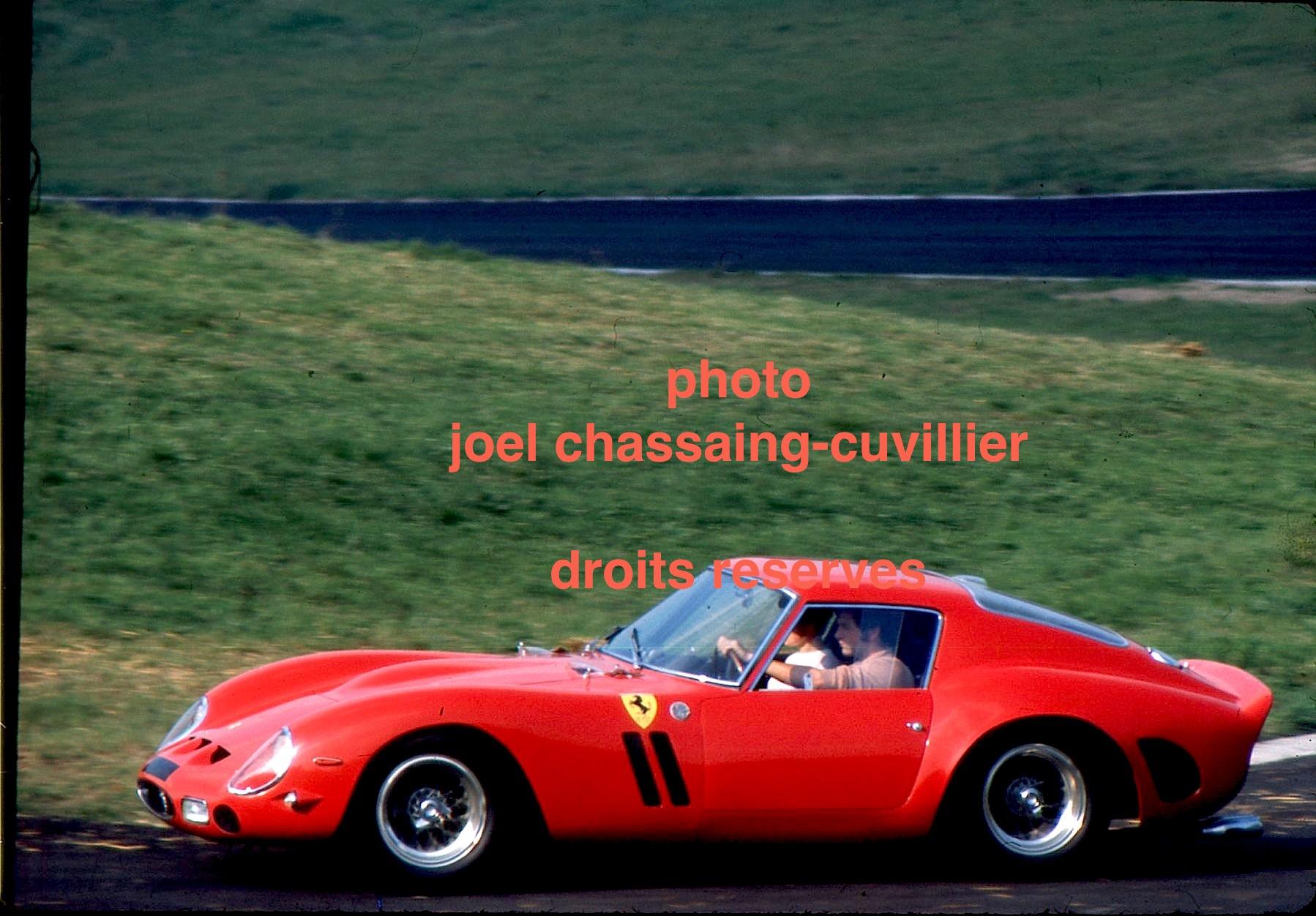 Ferrari 250 GTO Mas du Clos