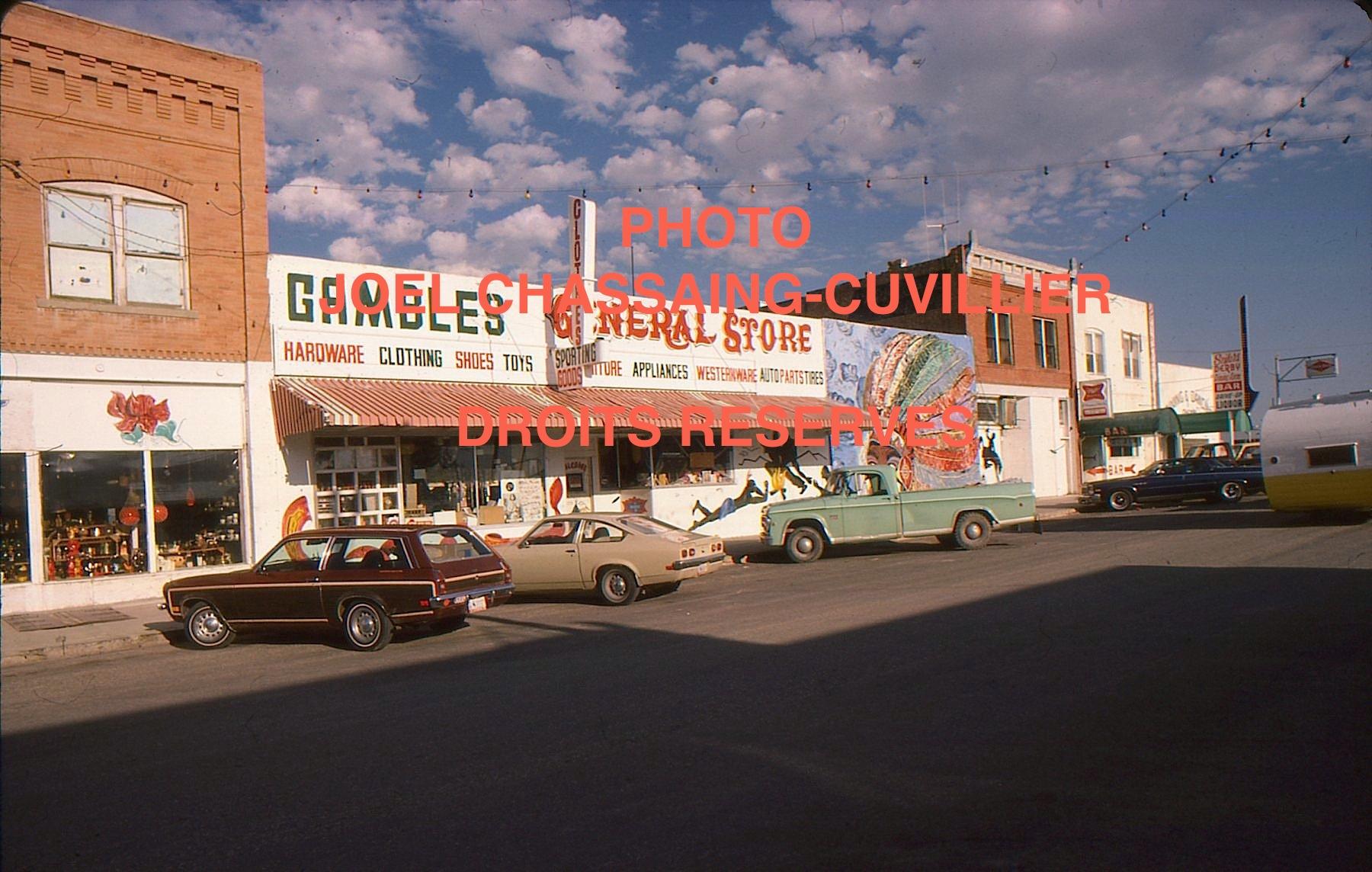 General Store Colorado
