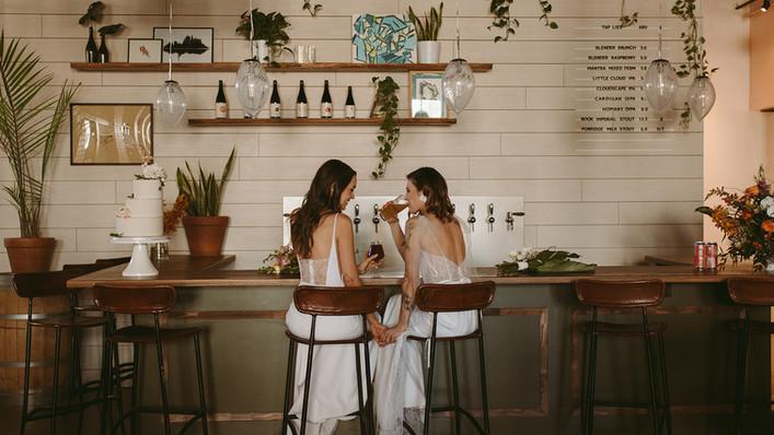 Weddings in the Barrel Room