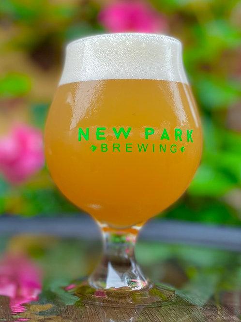 New Park Tulip Glass