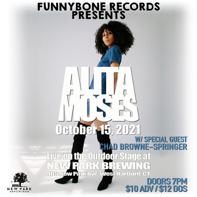 Tickets for Alita Moses on 10/15