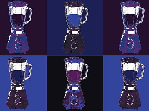 Blender Black and Blue 5.0% (4 pack)