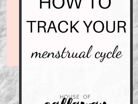 The Levels and Options of Cycle Tracking