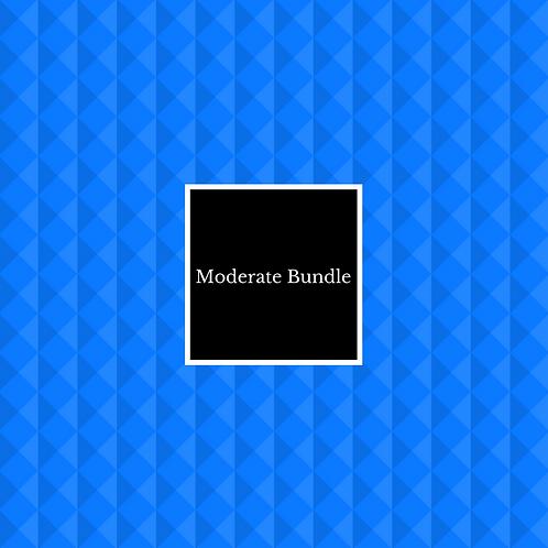 Moderate Pad Bundle