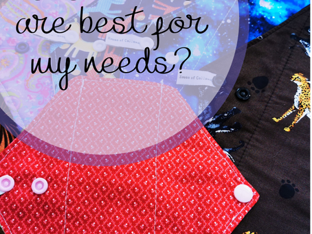 Which cloth pads are best?