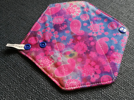 5 Reasons to Use Reusable Cloth Pads