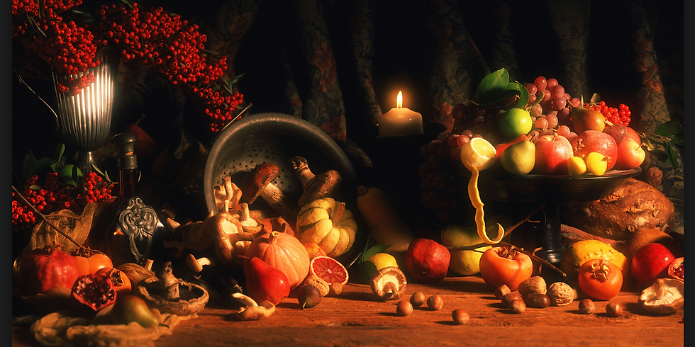 Harvest Dinner & Movie Night!