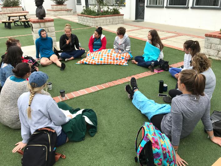 Breakout patient/survivor discussion group
