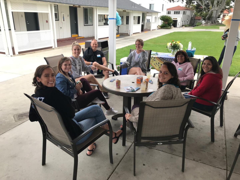 Lawn games, lemonade, and LaCroix time