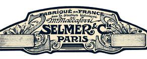 История Гитар Selmer