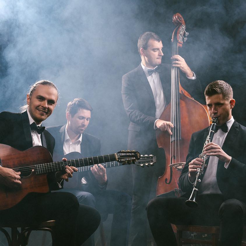 Swing & Gypsy в Kozlov Club