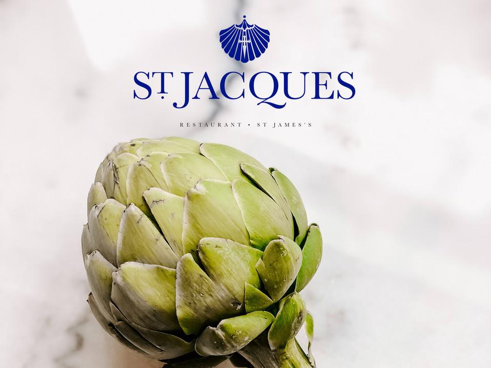 St Jacques Restaurant London