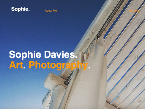 Sophie Davies.