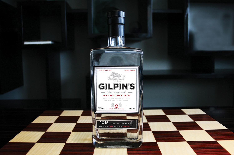 Gilpins bottle
