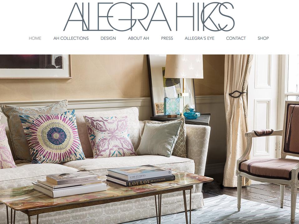 Allegra Hicks